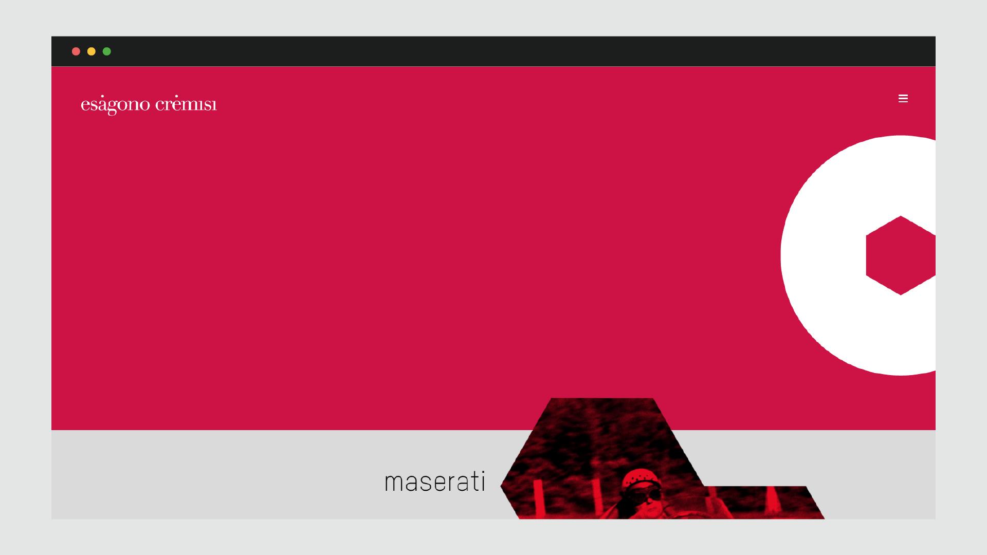 Sito web Esagono Cremisi