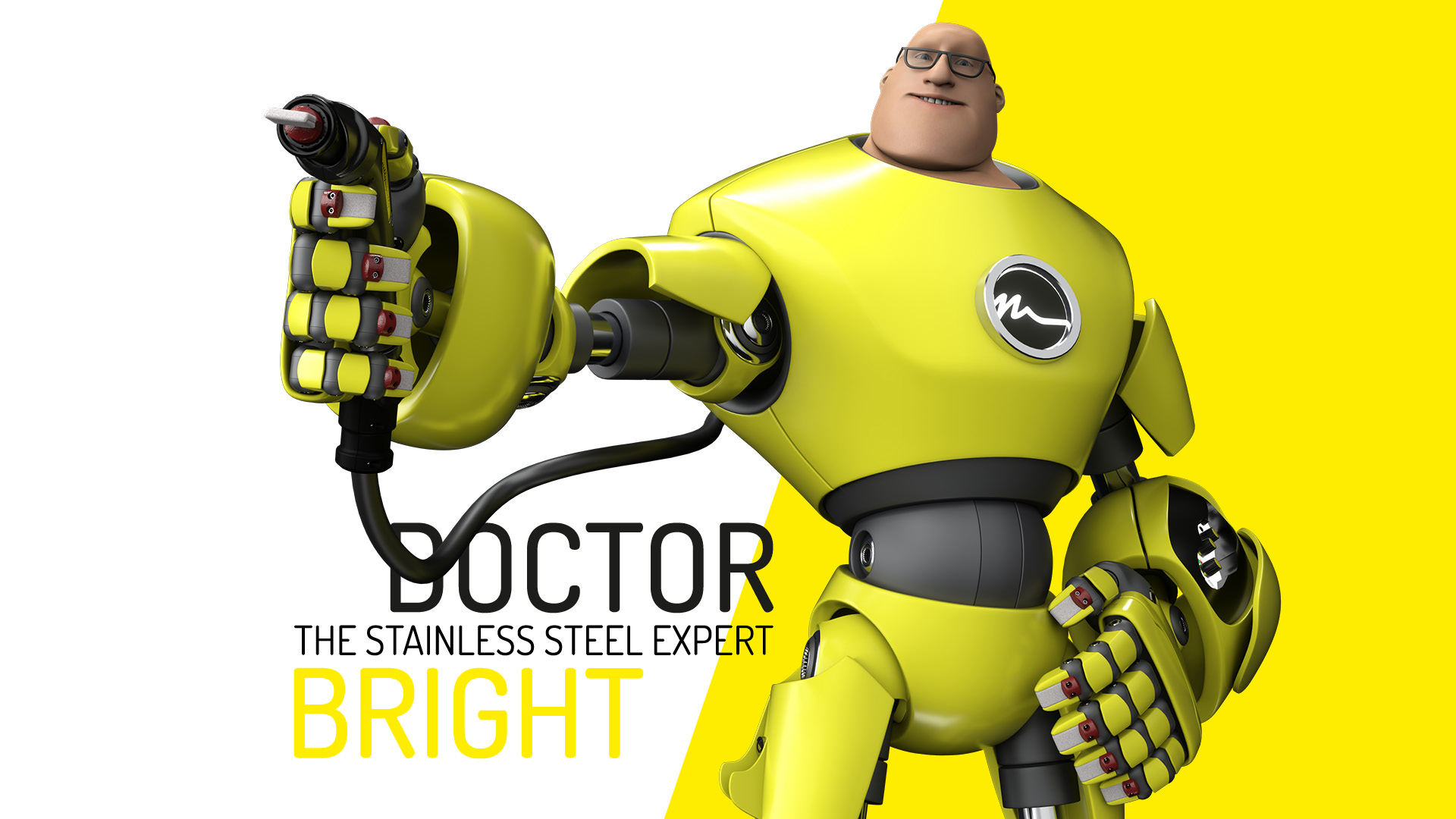 Poster Doctor Bright
