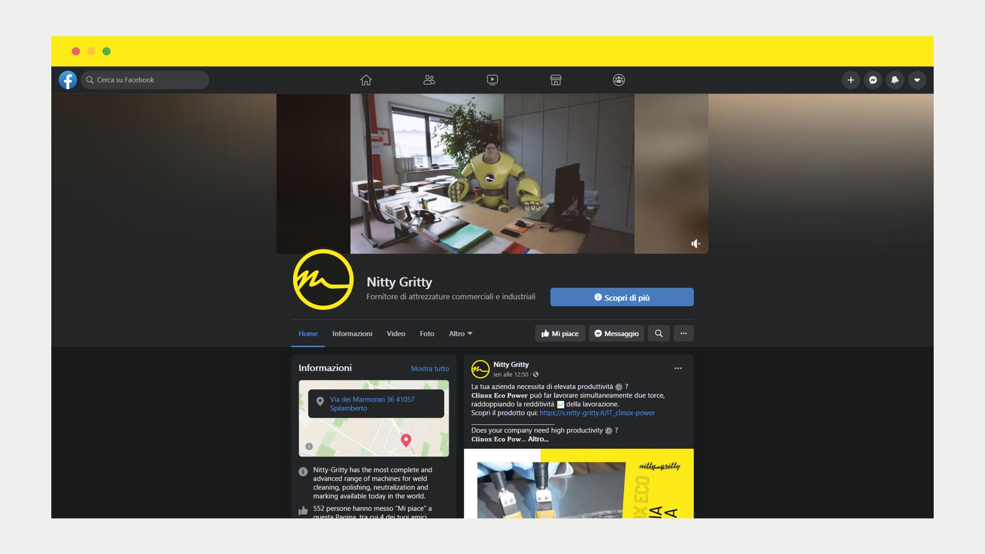 Social media Nitty-Gritty